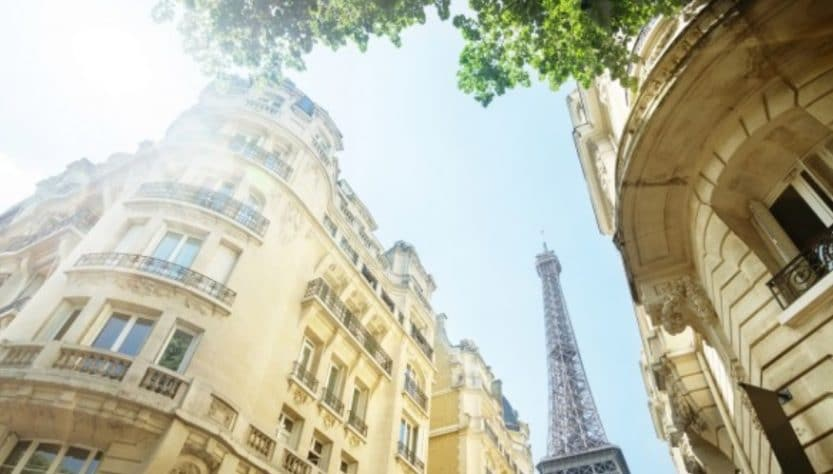 Logements à Paris
