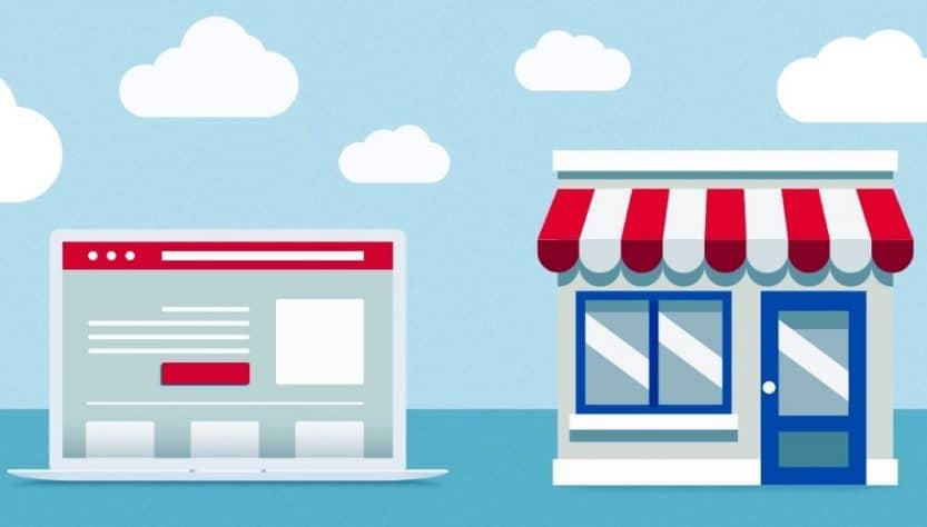 Commerce vs ecommerce