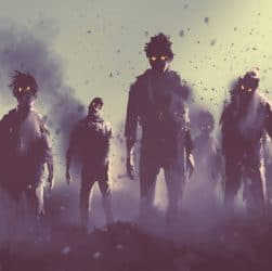 Dessin zombies