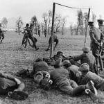 Football soldats première guerre mondiale