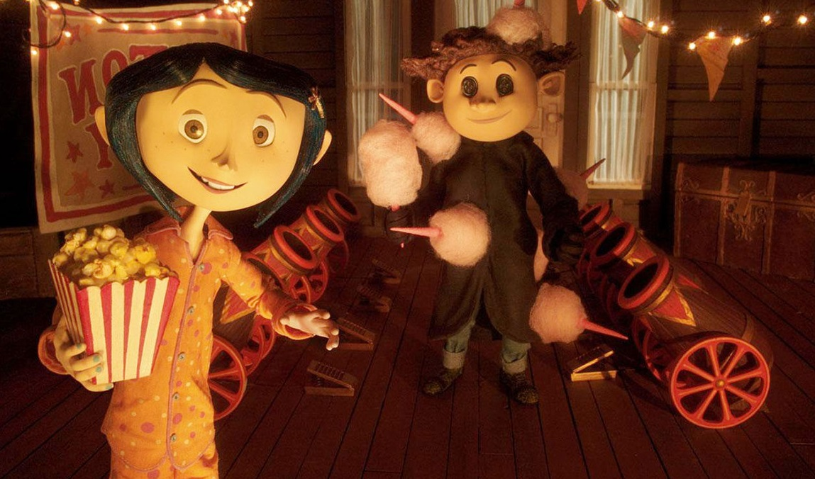 coraline personnages film